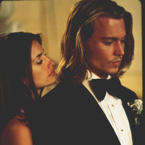 Penelope Cruz & Johnny Depp in Blow. And a beautiful movie.