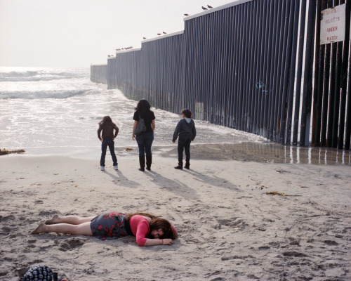 The Mexico-US border. Tijuana, 2013. Photo by Mae Ryan