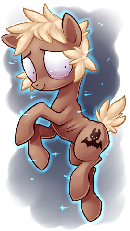 cartoonpony:   Wanted to draw something before bed. Forty Winks seemed like the perfect pony to draw. Hope you like her! X3  OMG NOOOOOOOO IT'S BEAUTIFUL   One to beam up