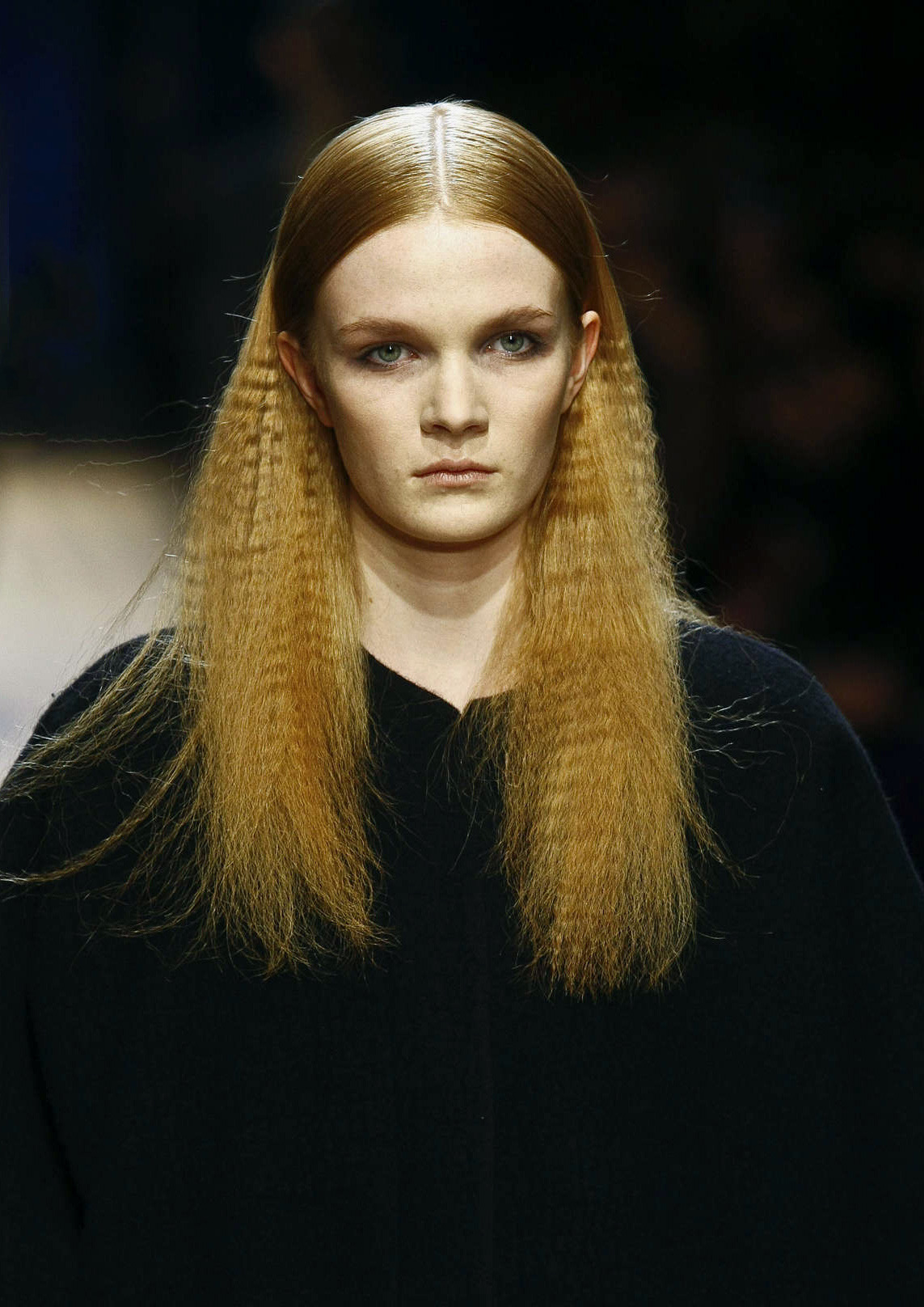 via pellucidus:Julia Shvets at Damir Doma F/W 2010