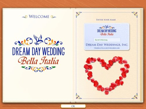 "Dream Day Wedding game series : Dream day wedding; Dream day honeymoon; Dream day first home; Dream day in Manhattan; Dream day las vegas; Dream day wedding Bella Italia Ketagihan main game ini. :D  Jadi wedding planner riweuh"" tapi seru!"