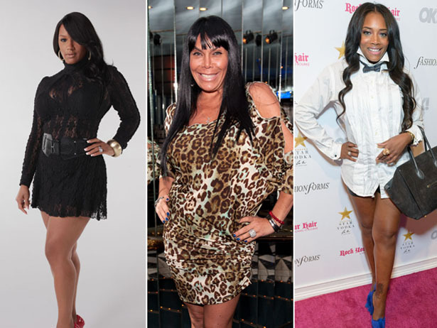TOMORROW as part of our Big and Best of 2012 celebration, the ladies of VH1 Reality (Mob Wives' Renee Graziano, Basketball Wives L.A.'s Jackie Christie, and Love And Hip Hop star Yandy Smith) will be sitting down with VH1 at 6 pm to chat  about the craziest moments of the year, what it's like being a woman on a reality show, and why they keep coming back for more. Watch HERE.