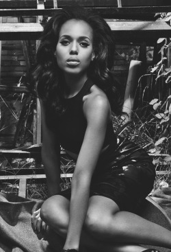 narcissistichomo:  Kerry Washington