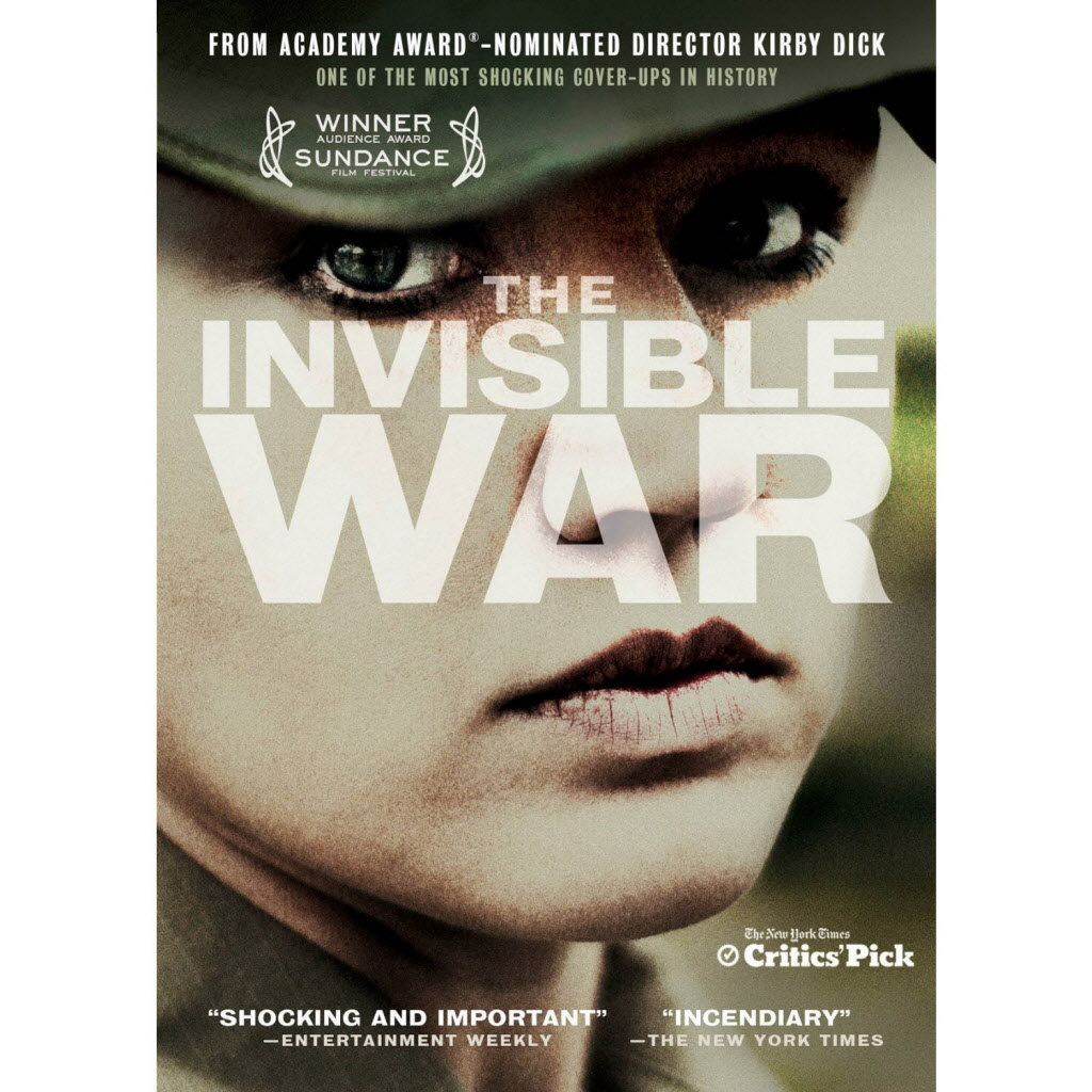 NOW WATCHING: THE INVISIBLE WAR
