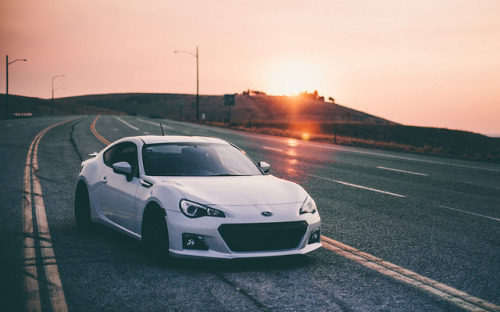 stance-swagger:  Subaru BRZ by petewilson322 on Flickr.