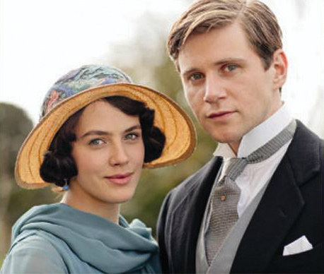 morganaqueen:  Best TV Couples: Lady Sybil and Branson (Downton Abbey)