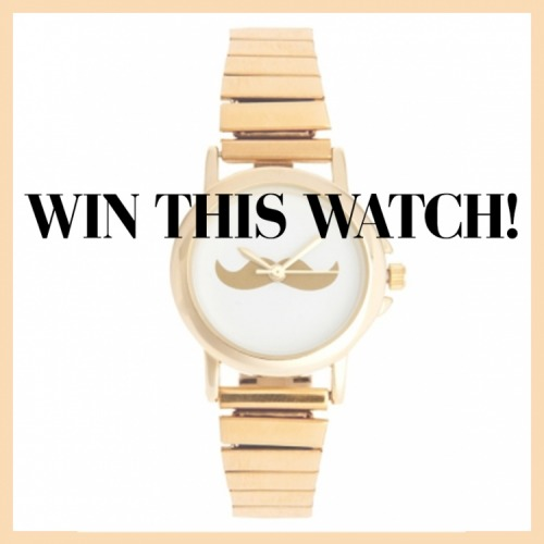 CONTEST ALERT: Socialbliss X damselindisDress.co Watch GiveawayDo you like adorable accessories? Do you like freeadorable accessories? I certainly do! And since I…View Post