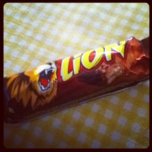 Lion time #missedthis