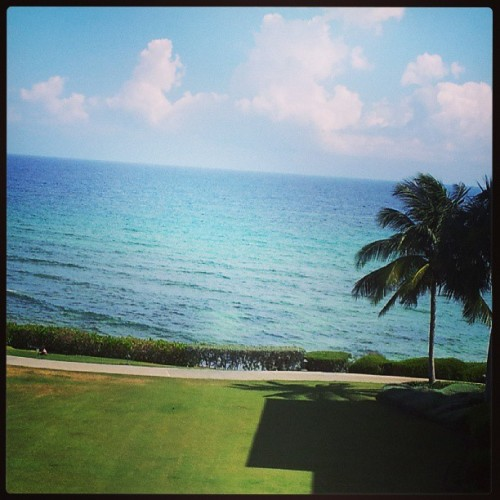 Home sweet home  (at Ritz Carlton Rose Hall Jamaica)