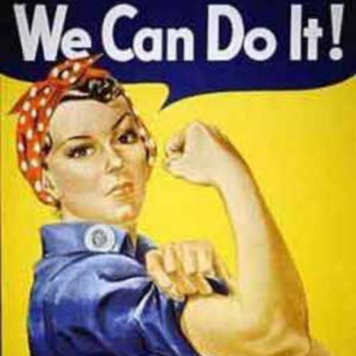 veegetsfit:  International Women's Day!  We are super-humans!!