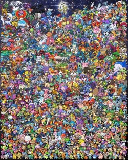 I'm a huge fan of Pokemon :) this picture is perfect!