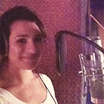 Lea Michele + Recording Studio