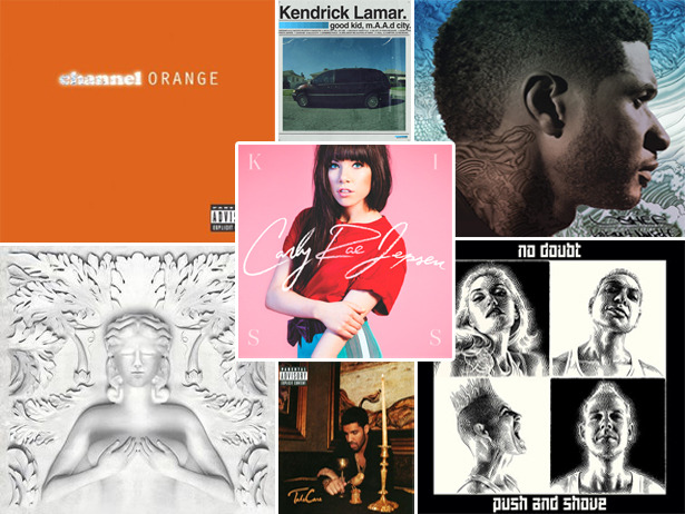 What songs from 2012 should have been singles? We've got 12 suggestions.