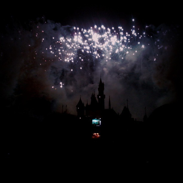 #fireworks #in #Disney #hk #hkig