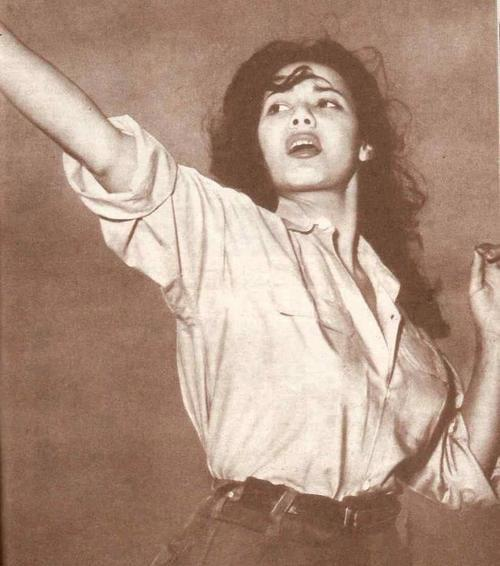 Djamila BouhiredShe was an Algerian revolutionary who opposed French colonial rule of Algeria, joined the Algerian National Liberation Front (FLN) while a student activist and has worked as a vocal activist in the movement for women's rights in independent Algeria.She worked as a liaison officer and personal assistant of FLN commander Yacef Saadi in Algiers. She was considered valuable to the FLN because she looked European and could easily infiltrate places where French soldiers hung out. She also assisted the FLN, in recruiting young Muslim women from the capital who could pass as Europeans.Dressed as Frenchwomen, Bouhired and two other female militants placed concealed bombs in the European sections of Algiers. Two bombs exploded, causing civilian casualties; but her bomb failed to detonate.This event and others were the catalyst for the Battle of Algiers, which raged until 1957. She eluded the French military and police until April 1957, when she was arrested, imprisoned, and subjected to appalling torture.In July she was sentenced to death by the guillotine after a trial deemed a travesty of justice. However, She became a cause célèbre because of international media coverage of the French army's systematic use of torture, and was eventually released.In the early twenty-first century Djamila continued to be actively involved in feminist politics, advocating fundamental transformations in the legal, political, and social status of Algeria's women.