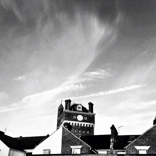 Eastney Clock Tower. Day Two (at Eastney Clock Tower)