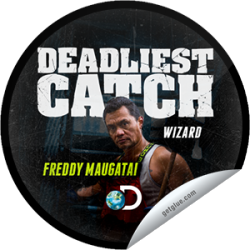 I just unlocked the Deadliest Catch: Fist to the Face sticker on GetGlue                      1870 others have also unlocked the Deadliest Catch: Fist to the Face sticker on GetGlue.com                  A dark secret is revealed. Thanks for watching! Share this one proudly. It's from our friends at Discovery.