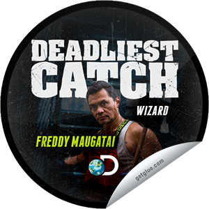 I just unlocked the Deadliest Catch: Fist to the Face sticker on GetGlue                      2366 others have also unlocked the Deadliest Catch: Fist to the Face sticker on GetGlue.com                  A dark secret is revealed. Thanks for watching! Share this one proudly. It's from our friends at Discovery.