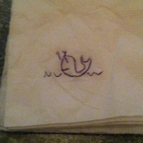 Shrimp whale. @emilyragle #shrimpwhale