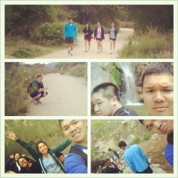 Time well spent. #hiking #eatancanyon #uchomefortheweekend #springbreak #friends @annyingyang @j9thejetplane @mooingkao @emmelkee @atran05
