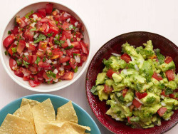 foodnetwork:  Recipe of the Day: 50 Party-Ready Salsas and Guacamoles from Food Network Magazine  Shit
