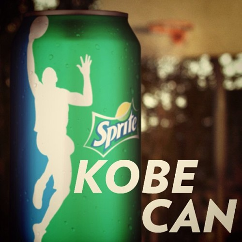 Here's to Kobe. If anyone can dominate recovery….