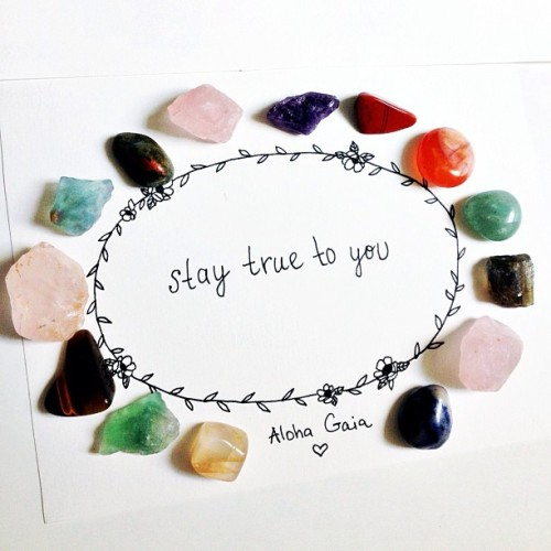 onetwistedpixie:  stay true to you