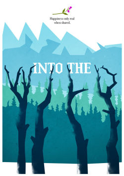 fuckyeahmovieposters:  Into the Wild by Rocco Malatesta