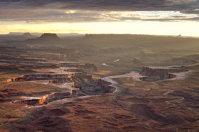 green river overlook by andrew c mace on Flickr.