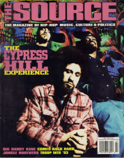 westcoastchris:  Cypress Hill, The Source, July 1993