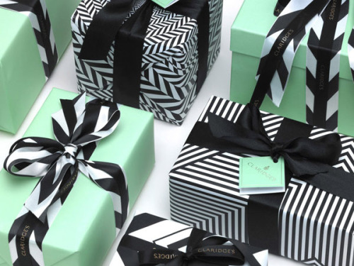 Luxurious Hotel Brand Identity London-based studio Construct designed this graceful brand identity for Claridge's hotel. More of the hotel brand design on WE AND THE COLORWATC//Facebook//Twitter//Google+//Pinterest