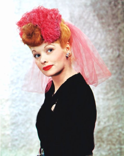 retrogirly:  Lucille Ball