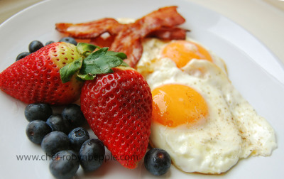 breakfastbreakfast:  Bacon & Eggs