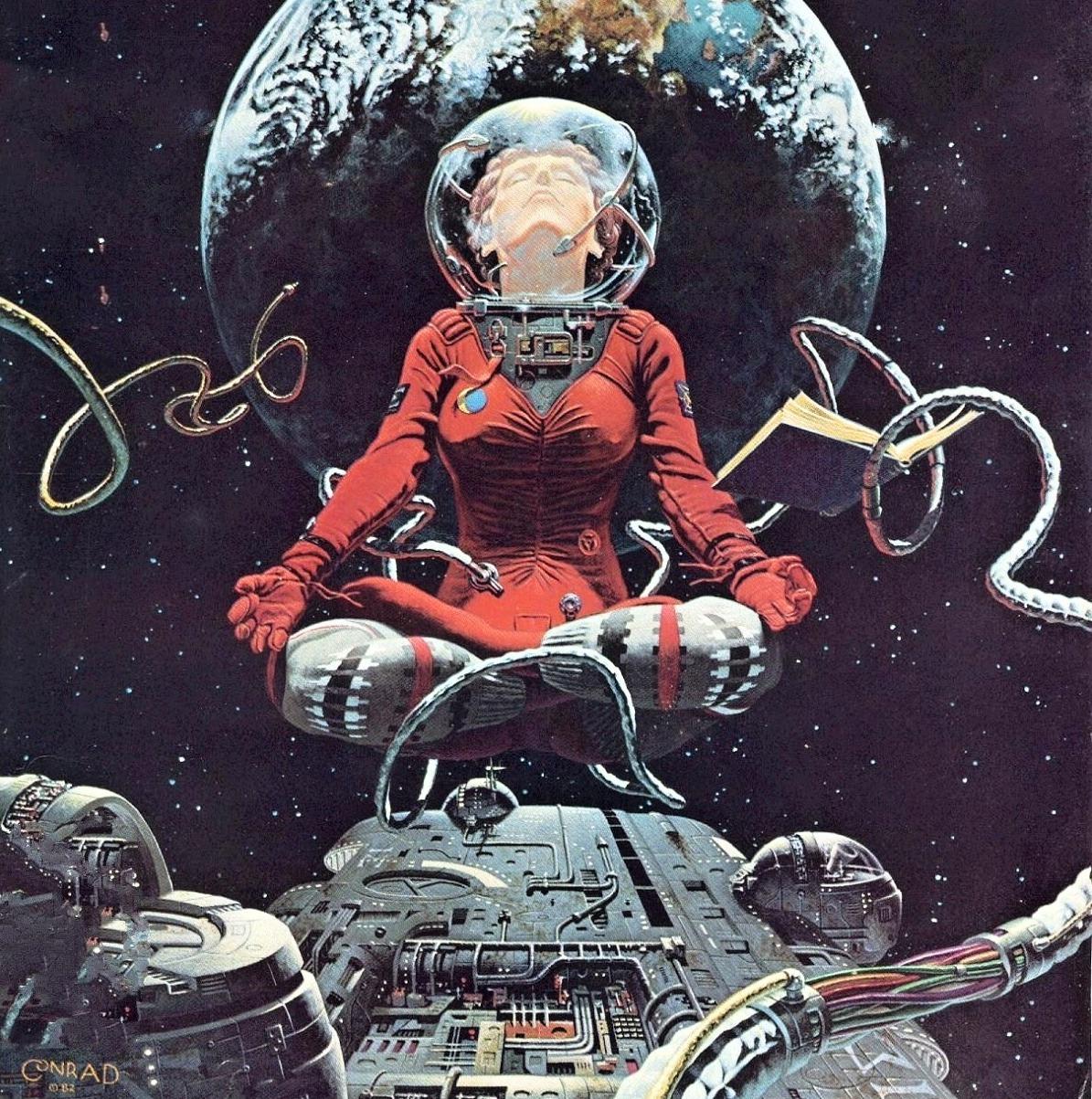 sciencefictiongallery:  Conrad, 1982.