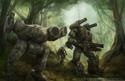 Check out these sweet looking mech! Battletech - TRO 3145 Liao via reddit.com