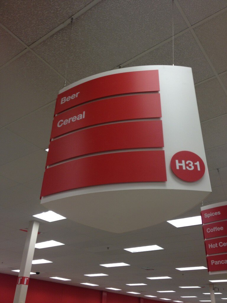 comedynerdsunited:  Just found my new favorite aisle at Target.  Posted By: CNTributor Andy Young