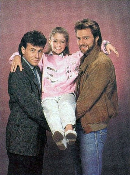My Two Dads premiered in 1987.