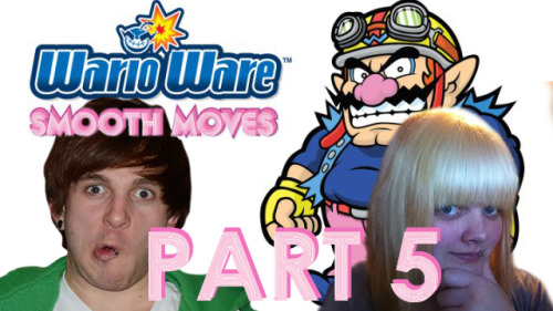 WarioWare: Smooth Moves ~ Part 5 ~ DANCE TIME! http://www.youtube.com/watch?v=FBoirEyt2eY Thanks for watching! :D Don't forget to like, favorite, or whatever you feel like :3  Check out all this awesome stuff: Facebook: http://on.fb.me/iwYBnf Twitter: http://bit.ly/Vag38k Tumblr: http://bit.ly/qsD42T Instagram: http://bit.ly/VTLZTI Twitch.TV: http://bit.ly/18uaXhu
