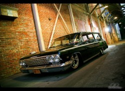 performanceonlineparts:  1962 Chevy Impala Wagon
