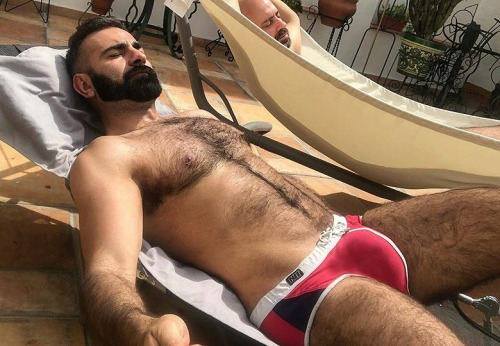 thebearunderground:  The Bear Underground - Best in Hairy Men (since 2010)🐻💦 Over 47k followers and 63k+ posts in the archive 💦🐻