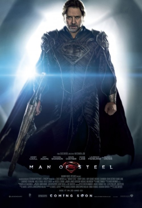florencio:  (vía Man of Steel Movie Poster #11 - Internet Movie Poster Awards Gallery)