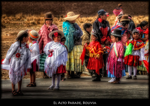 Day of the Sea, El Alto via photopin cc Callampaya, La Paz, Bolivia