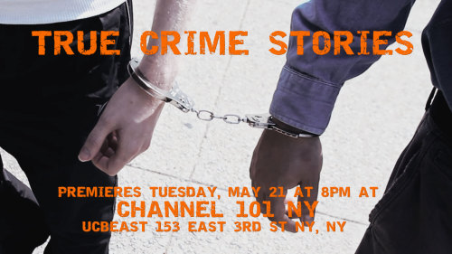 The truth about crime finally revealed at tonight's Channel 101 NY screening. (Spoiler: the truth is scary.)