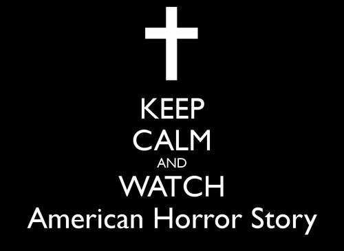 collide-with-s3lfish-machin3s:  american horror story on @weheartit.com - http://whrt.it/110YHjs
