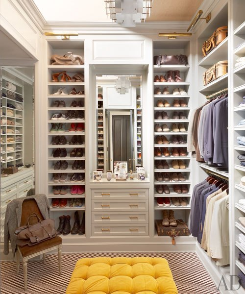 gntstyle:  Closet porn? For all that's style follow: BLOGFACEBOOK
