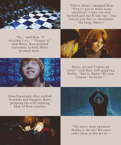 My favourite Ronald Weasley moments, made specially for his 33rd birthday. Happy Birthday Ron!