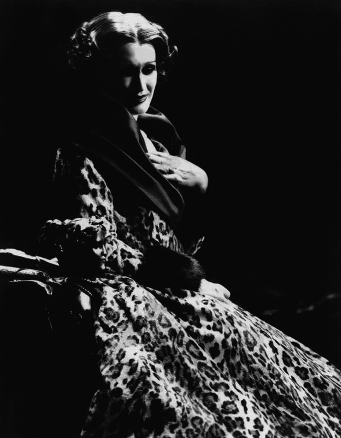 Glenn as Norma Desmond - Sunset Boulevard