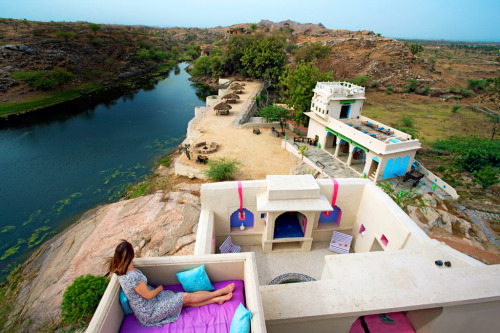 Hot List 2013: The Best New Hotels in the World | Lakshman Sagar, Rajasthan