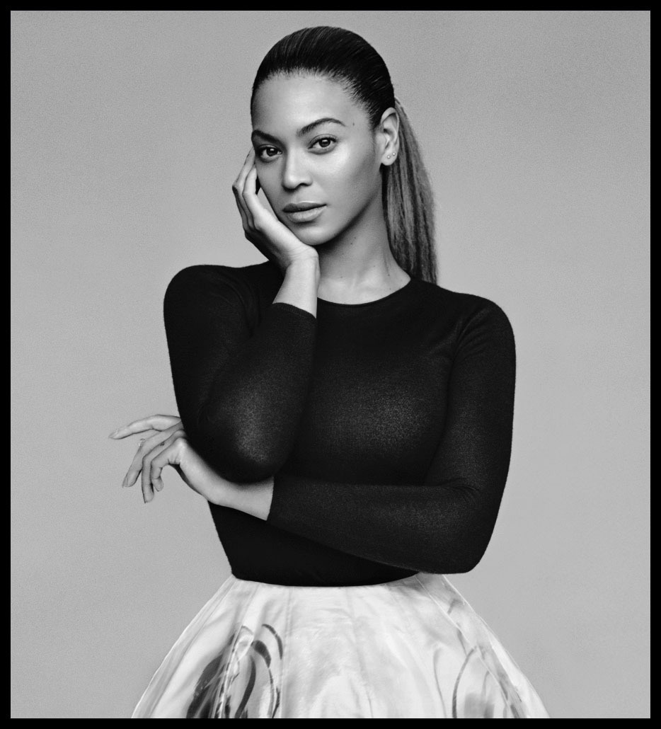 bohemea:  Beyonce - The Gentlewoman by Alasdair McLellan, SpringSummer 2013