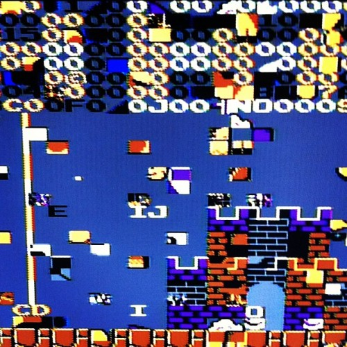 Super Glitch Mario Bros.